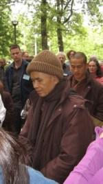 Zen Master Thich Nhat Hanh in Vancouver 2011