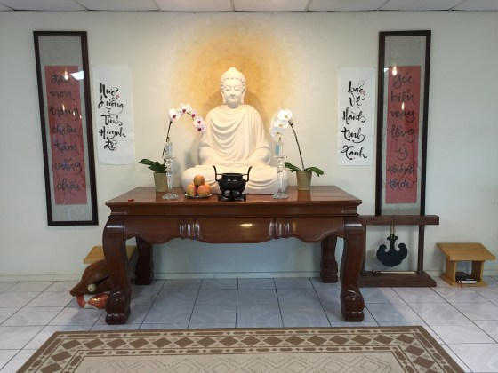 Deer Park Monastery Small Meditation Hall