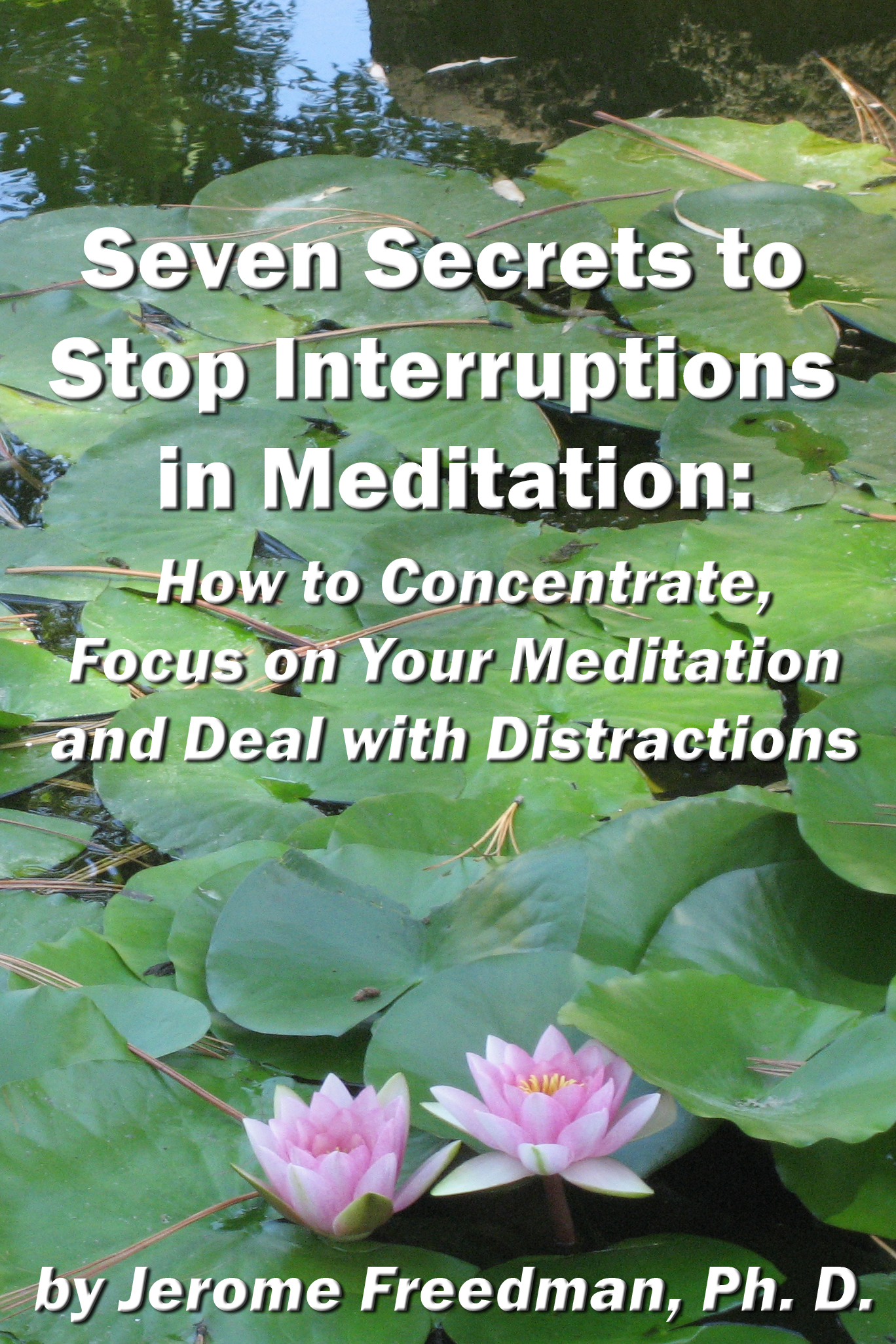 Seven Secrets to Stop Interruptions in Meditation