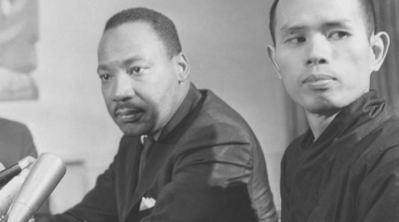 Martin Luther King And Zen Master Thich Nhat Hanh Were Friends