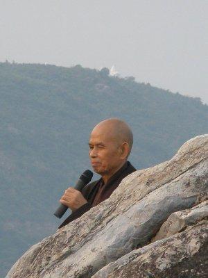 Thay at Vulture Peak 2008