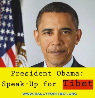 Speak Up For Tibet