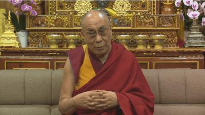 Dalai Lama Spoke Out on Climate Change