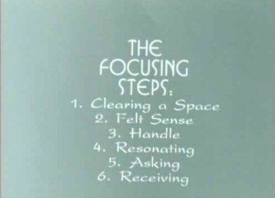 Learn Focusing