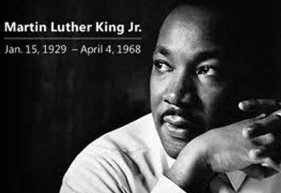 Remembering Dr Martin Luther King Jr