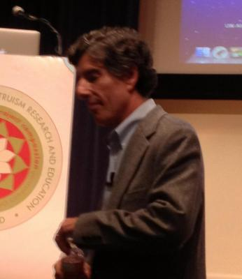 Dr. Richie Davidson at CCARE