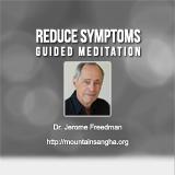 Reduce Symptoms Guided Meditation