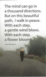 Walk in Peace