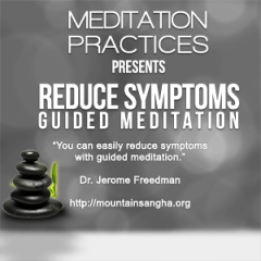 Reduce Symptoms Guided Meditation