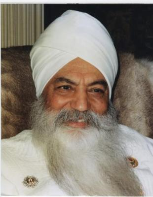 Yogi Bhajan