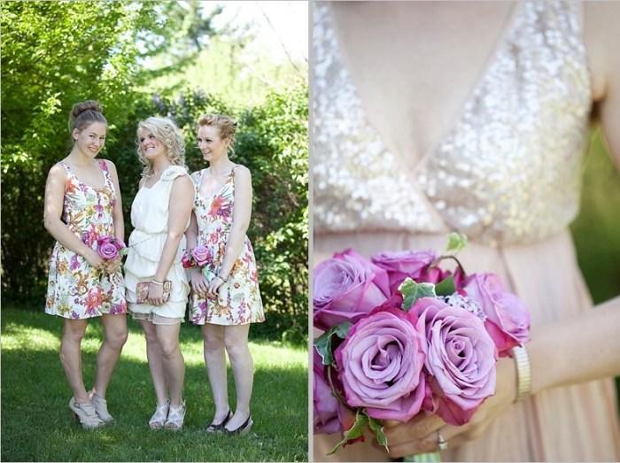 New England Bridemaid Inspiration
