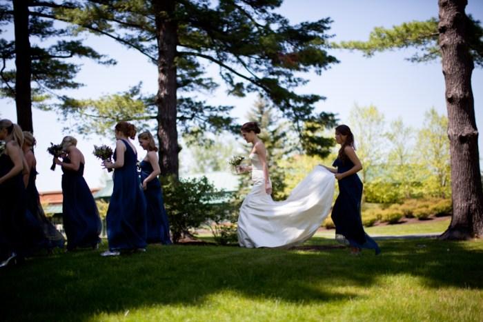 Elegant Estate Wedding in The Berkshires | The Mount in Lenox