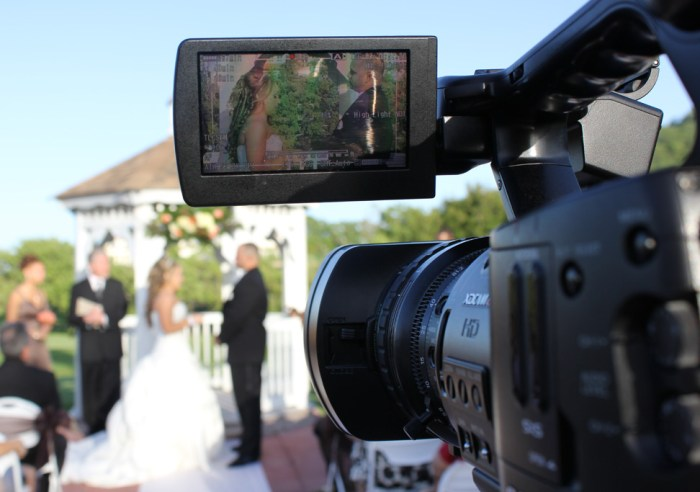 How To Find and Book Your Perfect Wedding Videographer