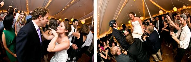 wedding reception dancing   New Hampshire Mountain Wedding
