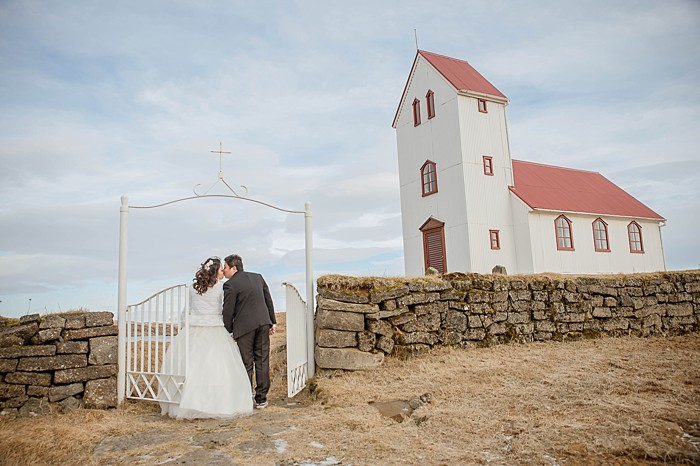 Charming and Rugged Icelandic Elopement