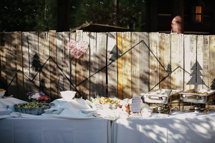 reception-food-Park-City-Luxury-Home-Wedding