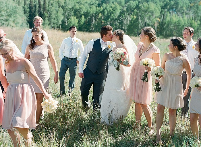 Betsy + Kyle's Romantic Fall Wedding In Telluride