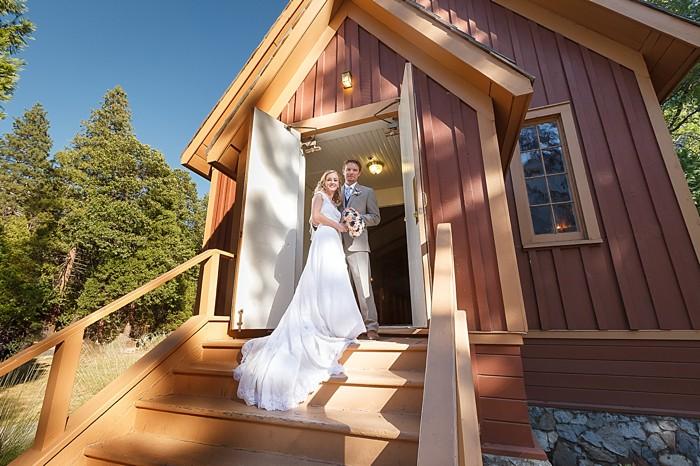Yosemite National Park Wedding | Ahwahnee Hotel | Bergreen Photography