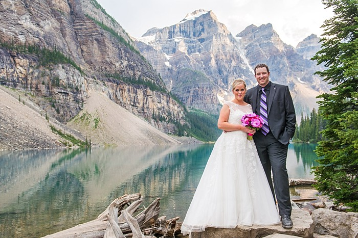 Stunning Lake Louise Elopement | One Edition Photography