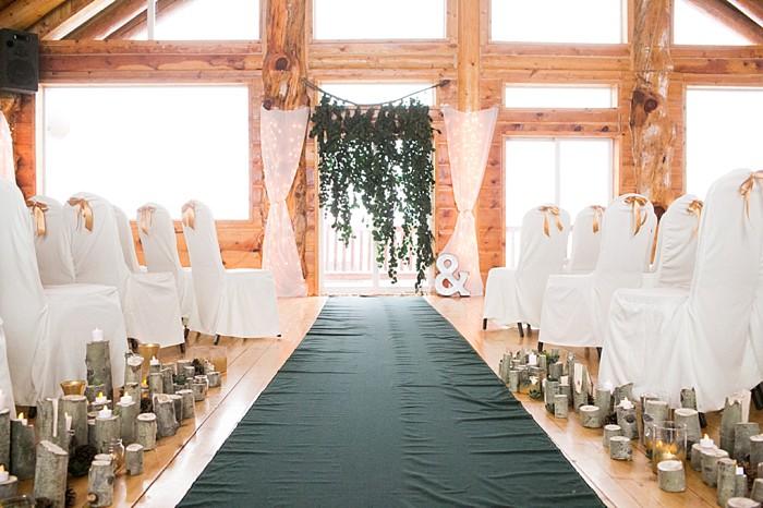 Frozen Mountaintop Winter Wedding in Utah