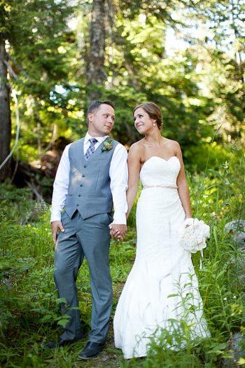 Grouse Mountain Wedding   Hayley Rae Photography