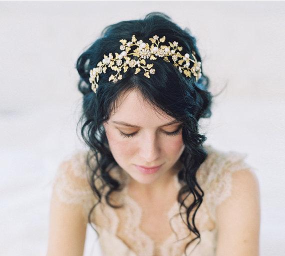 wedding hair accessories wedding crown