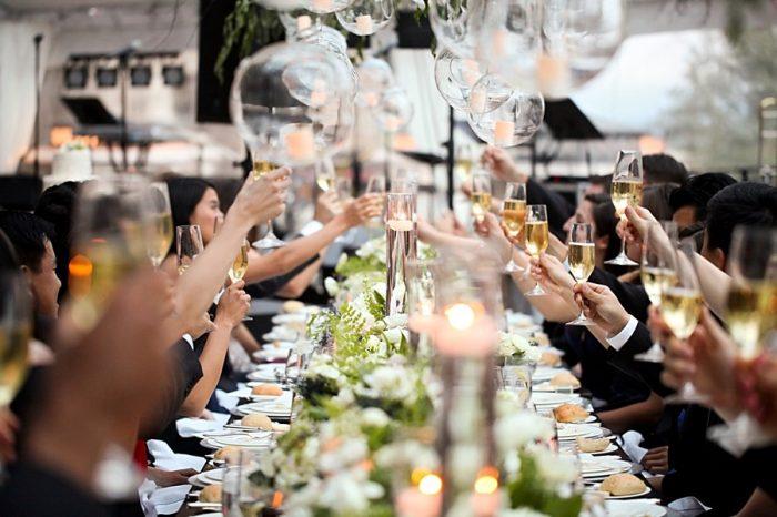 wedding toast | Park City Utah Wedding | Pepper Nix Photography