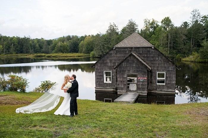 Rustic Elegant Mountain Wedding in Banner Elk North Carolina