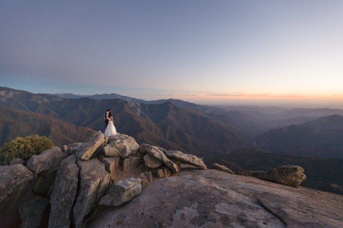 Challenges of Getting Married in the Mountains (and some creative solutions)