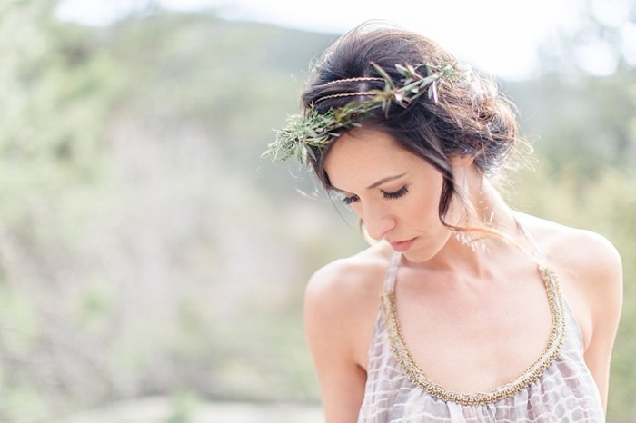 Light and Airy Boho Bridal Inspiration in Colorado