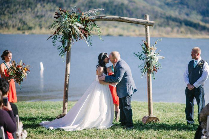 Steamboat Springs Wedding Andy Barnhart Photography | Via MountainsideBride.com