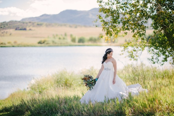 Colorful Southwest Inspired DIY Wedding in Steamboat Springs