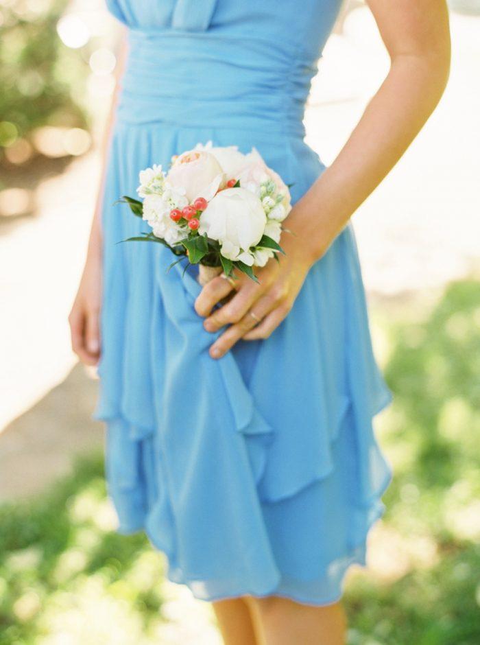 8 Bridesmaid Bouquet Daras Garden Tennessee Wedding Jophoto Via Mountainsidebride Com