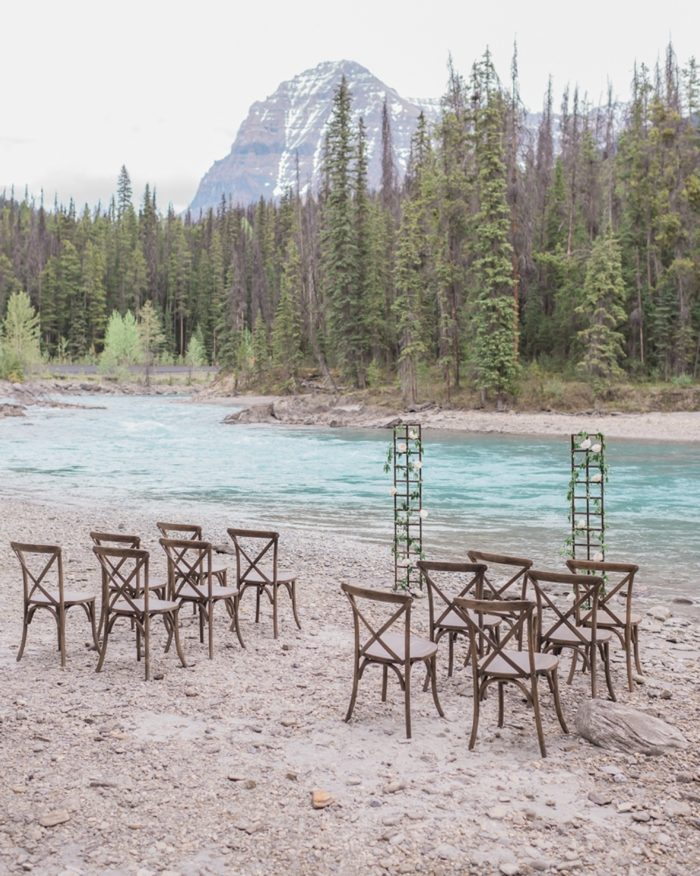 20 Emerald Lake Canadiian Rocky Mountain Styled Shoot