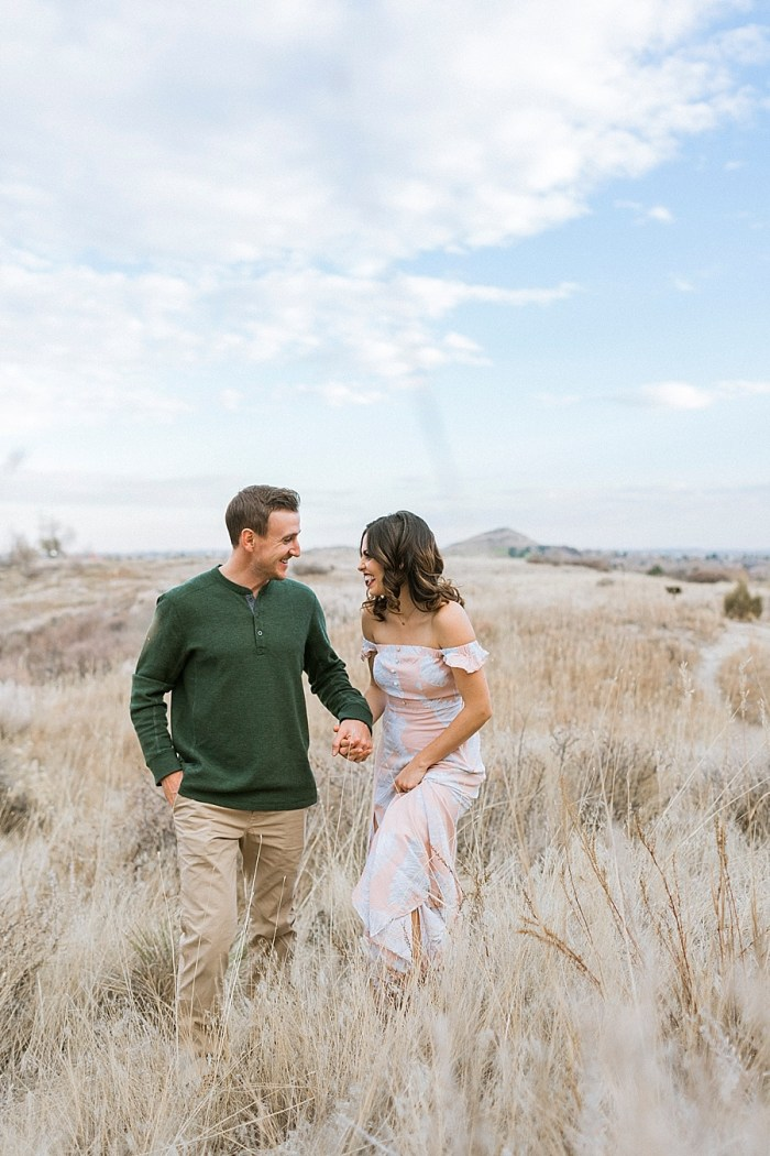 12 Valentines Engagement Loveland CO | Sarah Porter Photography | Via MountainsideBride.com