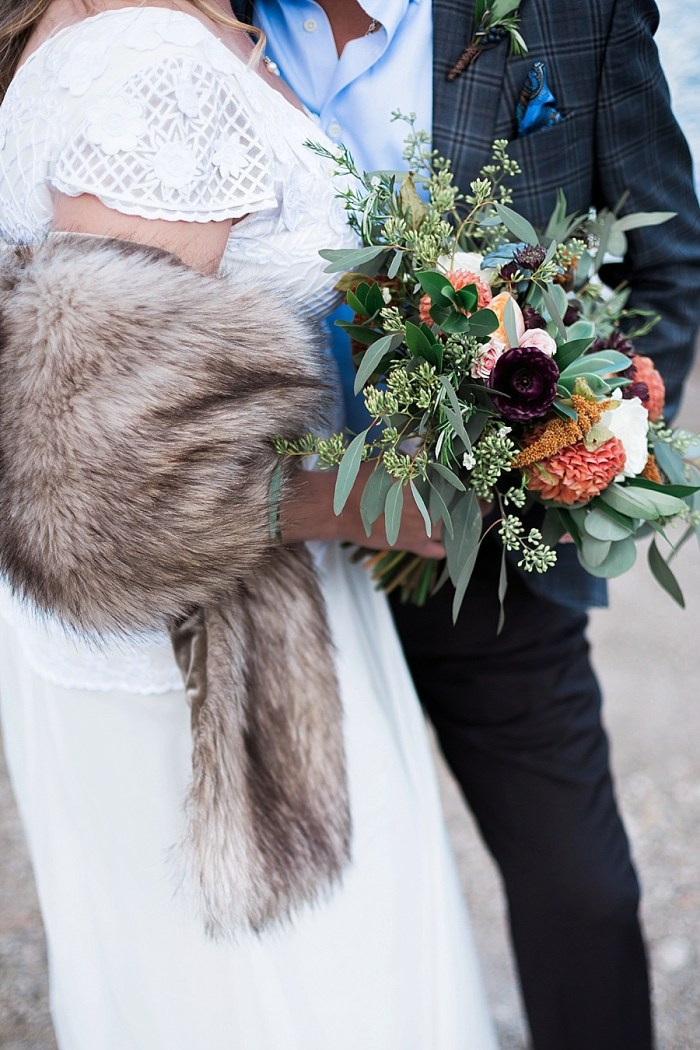 3 Vintage Breckenridge Wedding | Shebli Nikkole Photography | Via MountainsideBride