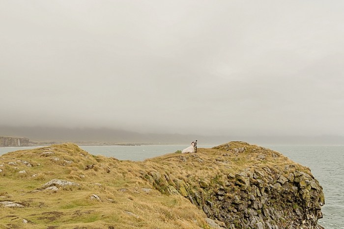 1 Icelanic Elopment | Photos By Miss Ann | Via MountainsideBride