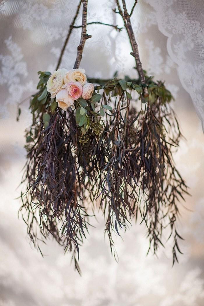 8 Colorado Same Sex Boho Wedding Inspiration | Katie Keighin Photography |via MountainsideBride.com