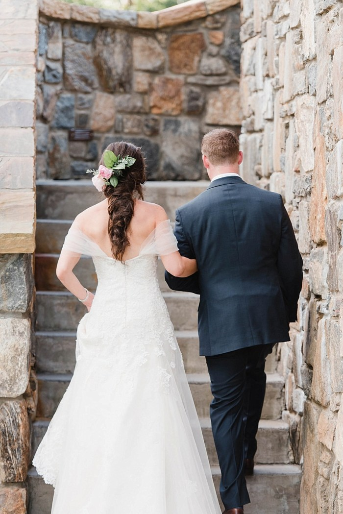 20 Recessional 2 Sunshower Photography Via MountainsideBride.com