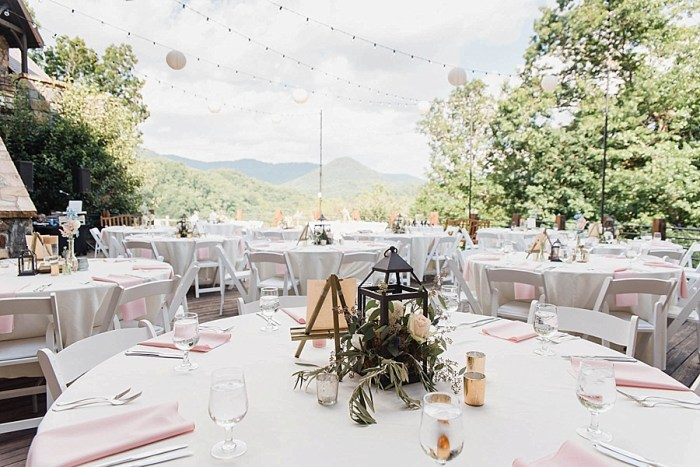 32 Reception 2 Sunshower Photography Via MountainsideBride.com