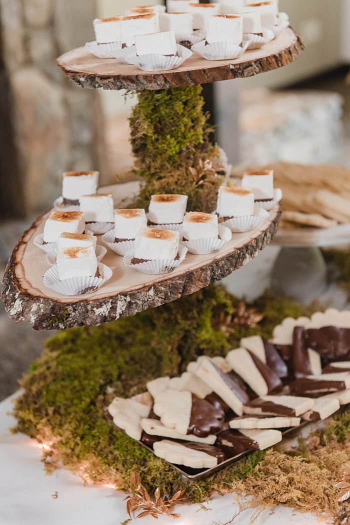 33 Desserts 1 Sunshower Photography Via MountainsideBride.com