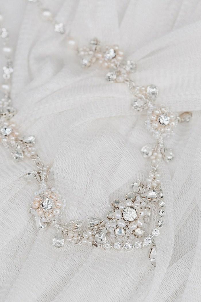 9 Edera Jewelry 2017 Language Of Flowers Collection Gardenia Necklace
