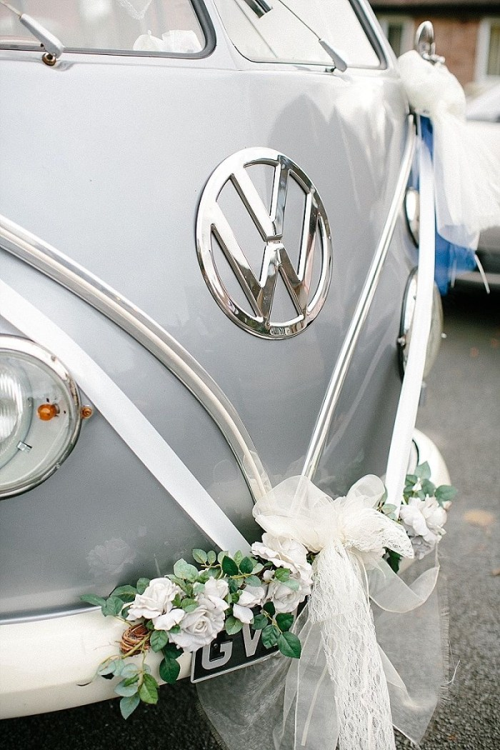 4 VW Bus Pantone 2017 Wedding Inspiration Neutral Gray 1200