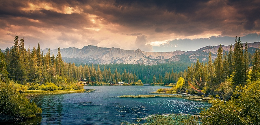 Leave No Trace Mountain Weddings Mammoth Lakes Ca