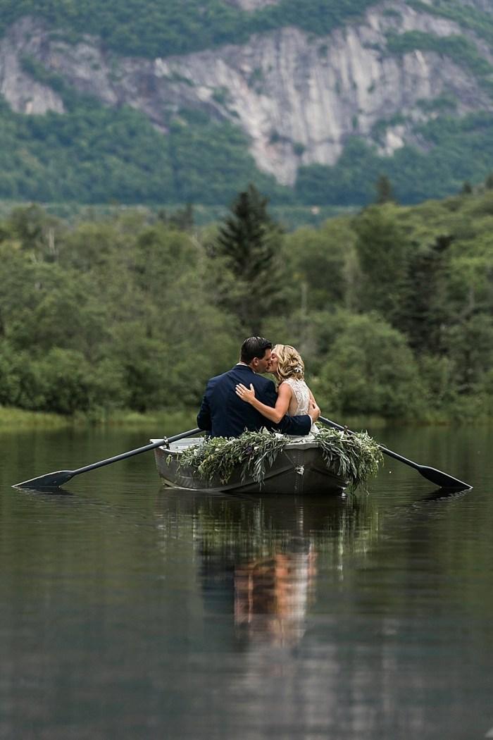 White Mountain Wedding Inspiration