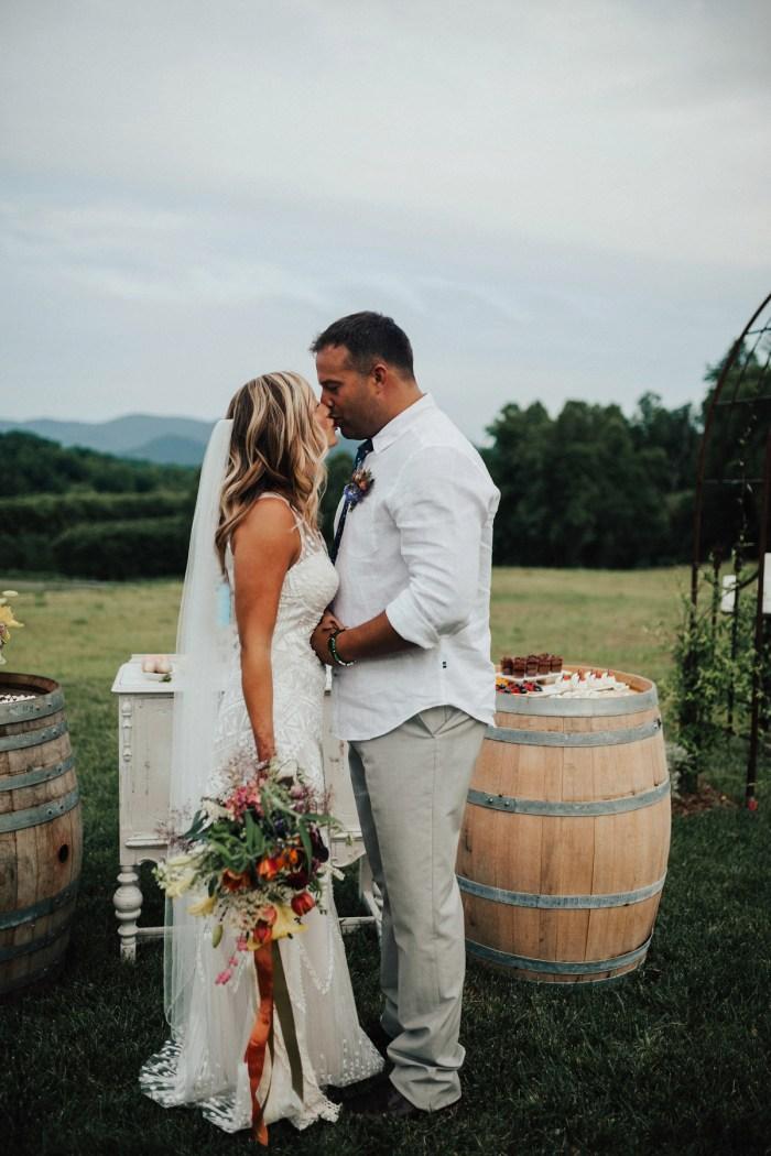 11 Woodstock Wedding Inspiration Gabrielle Von Heyking Photographie Via MountainsideBride.com