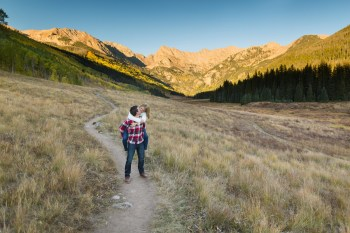 19 Fall Engagement In Vail Colorado Bergreen Photography Via MountainsideBride