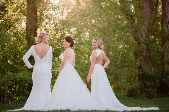 23 Kathyrn Elizabeth Bridal Style Sarah Roshan Via MountainsideBride.com