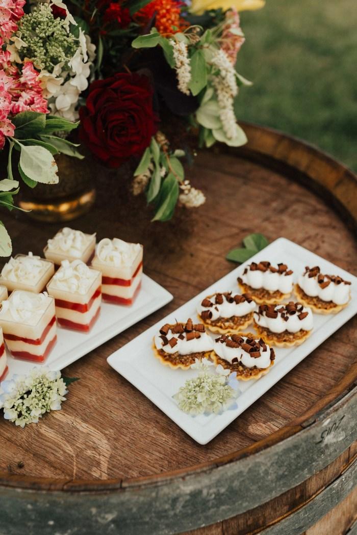 8 Woodstock Wedding Inspiration Gabrielle Von Heyking Photographie Via MountainsideBride.com