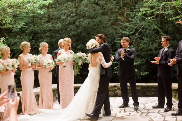 15 Roan Mountain Wedding JoPhotos Via Mountainsidebride.com